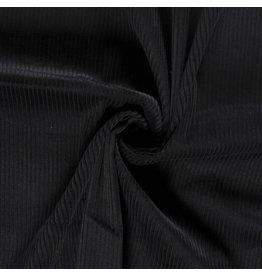 Cotton Corduroy Black