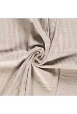 Cotton Corduroy Beige