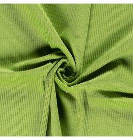 Cotton Corduroy Lime