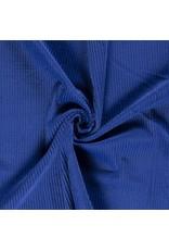 Cotton Corduroy Cobalt