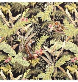 Nobodeco Home Velvet fabric Animals Nature