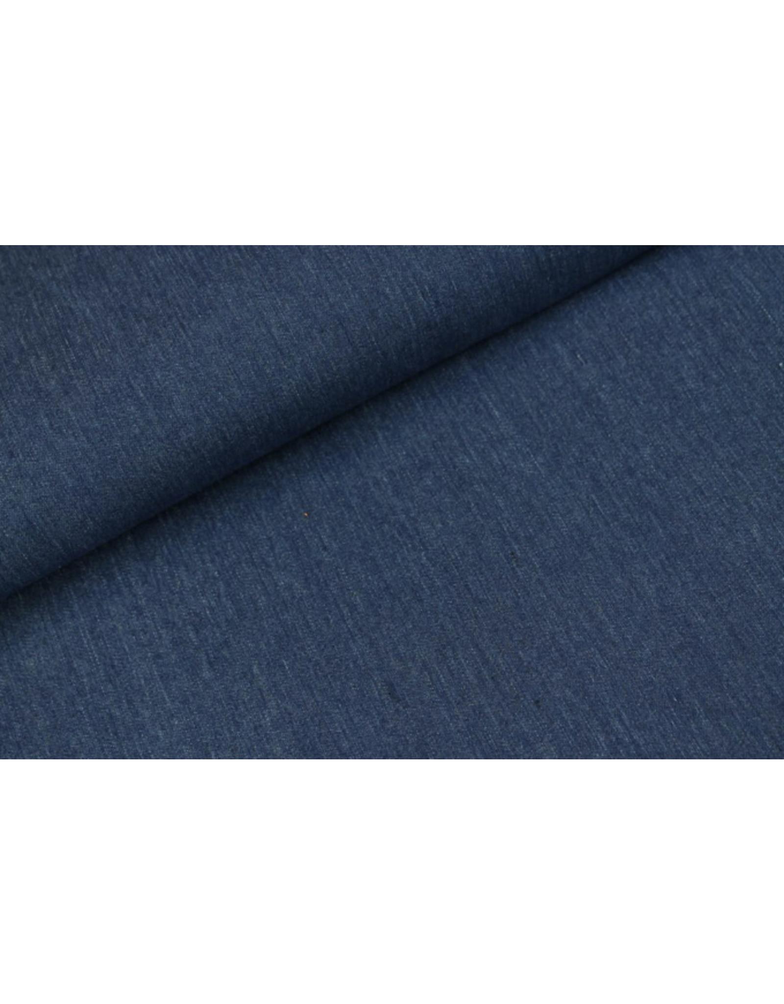 Denim Jeans gewaschen - Blau