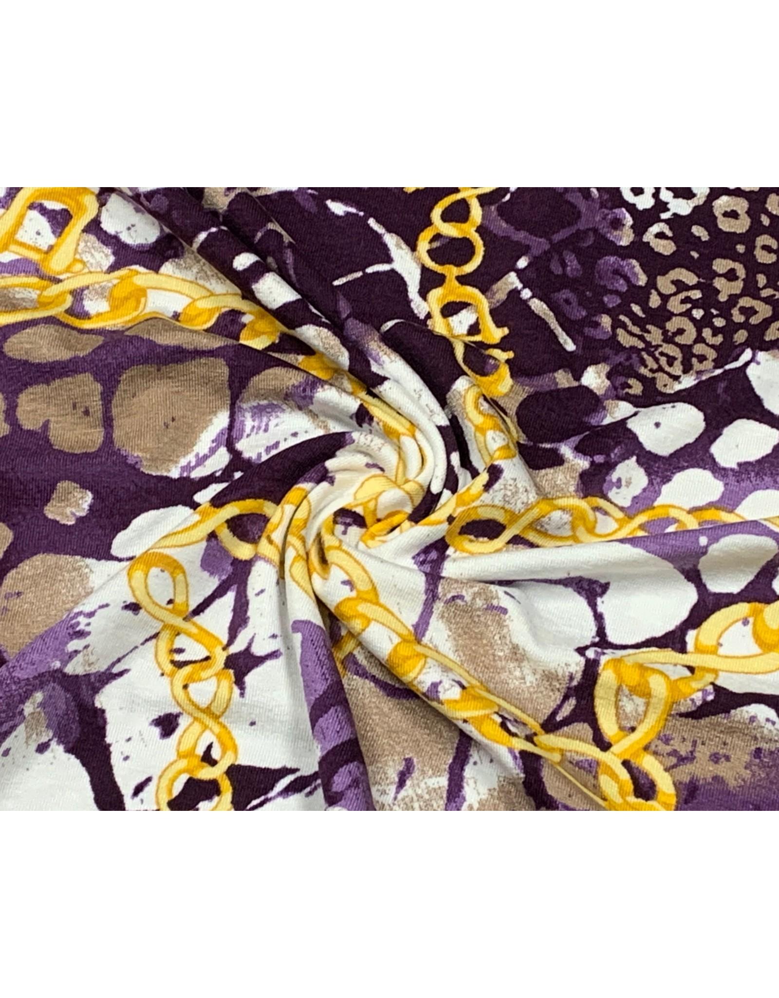 Viscose Jersey chain