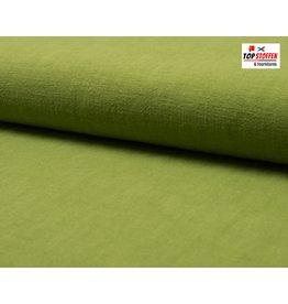 Stonewashed Linen - Lime