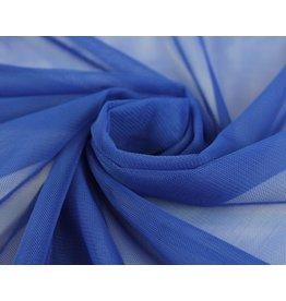 Soft Mesh Tule - Cobalt