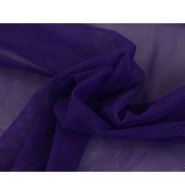Soft Mesh Tule - Violet