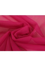 Soft Mesh Tule - Fuchsia