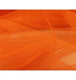 Uni Tüllstoff - Orange