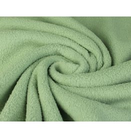 Sherpa Fleece Cotton Old green