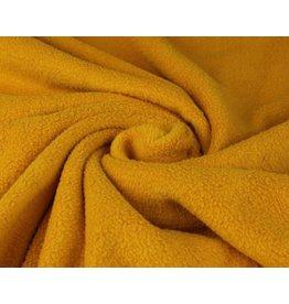 Sherpa Fleece Cotton Ocre