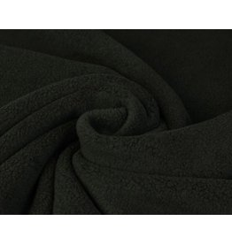 Sherpa Fleece Cotton Black