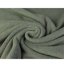 Sherpa Fleece Cotton - Grey