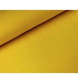 Polar Fleece stoff Gelb