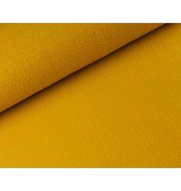 Polar Fleece fabric Ocre