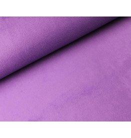Polar Fleece stoff Violett