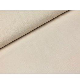 Polar Fleece fabric Cream
