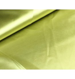 Satin fabric Olive