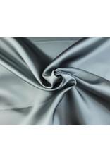 Satin fabric Grey