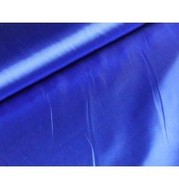 Satin fabric Cobalt