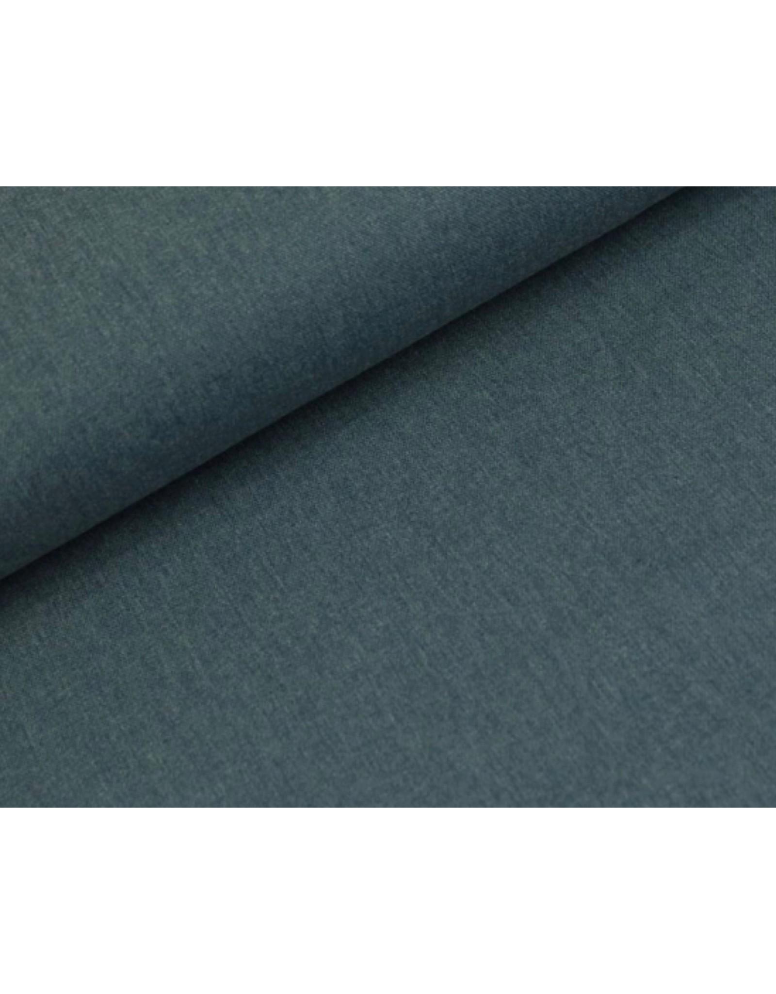 Kanvas stoff Jeans melange