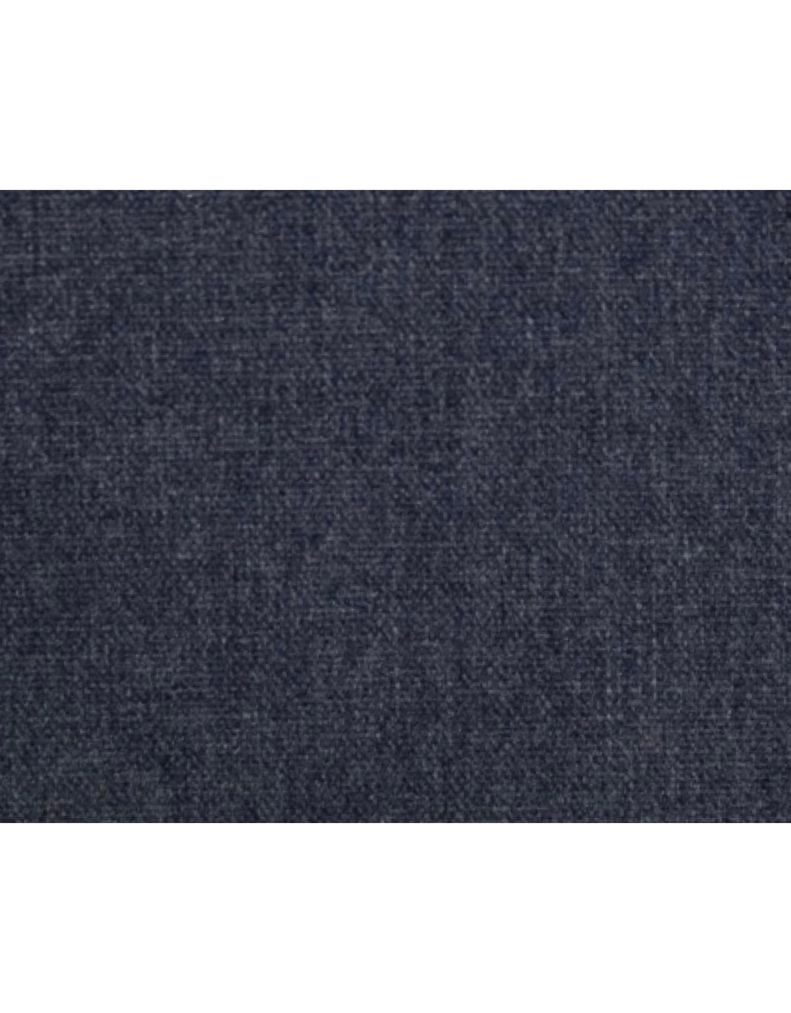Canvas fabric DK Jeans melange