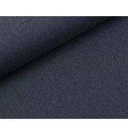 Kanvas stoff DK Jeans melange