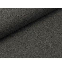 Kanvas stoff DK Grau melange
