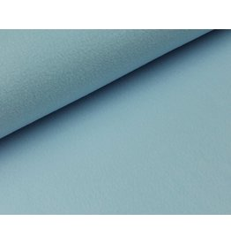 Polar Fleece fabric Ice blue