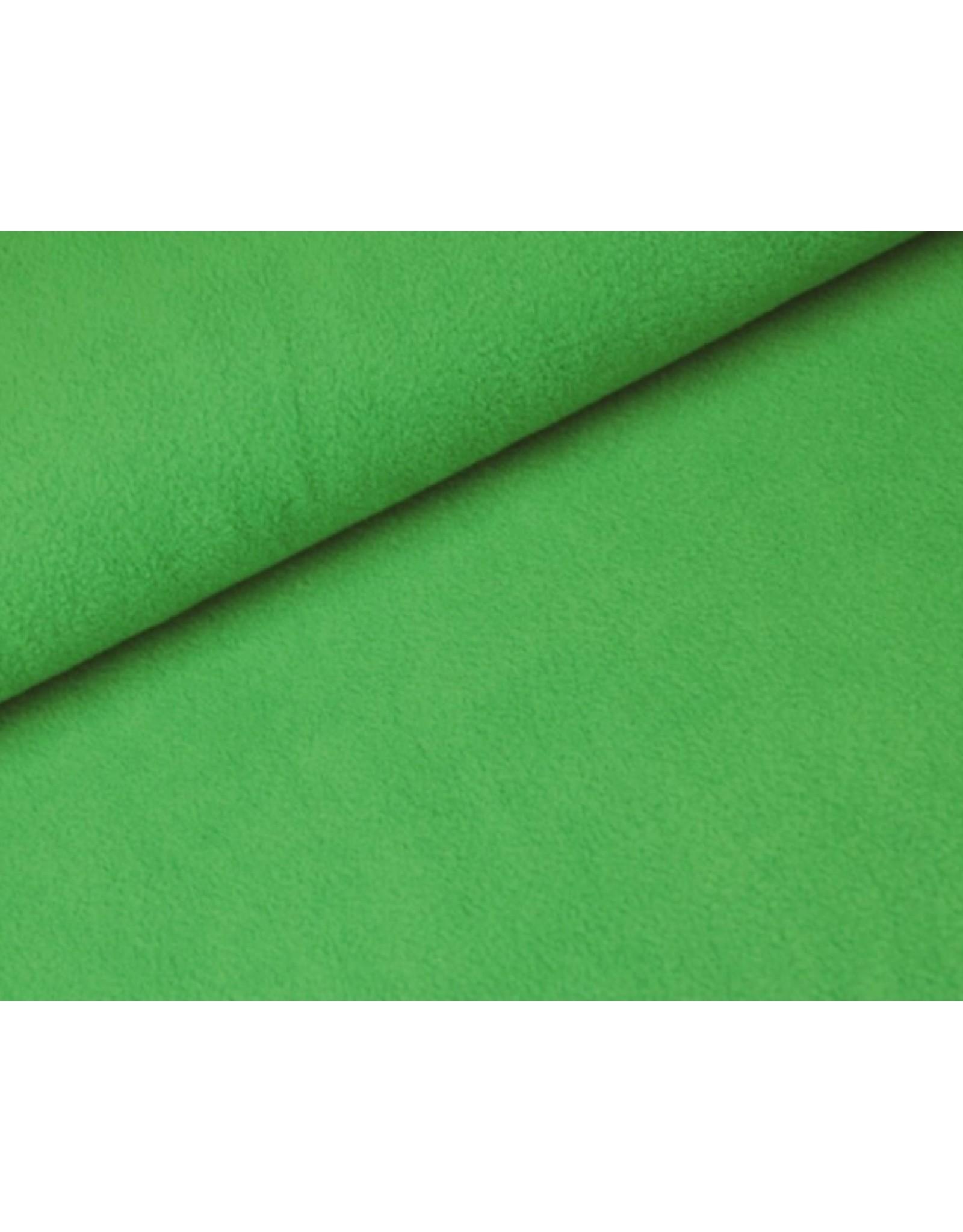 Polar Fleece stoff Grün