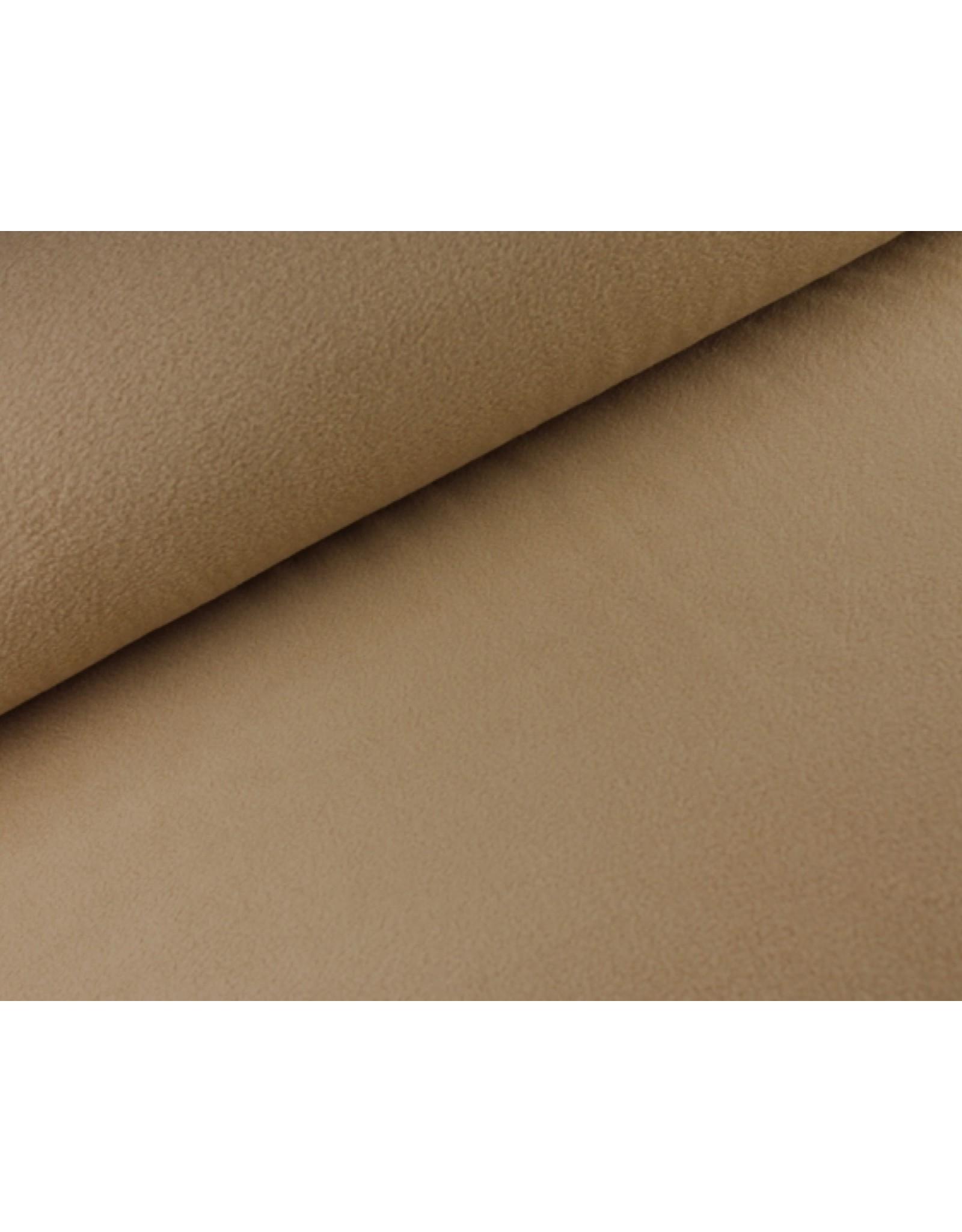 Polar Fleece fabric Camel