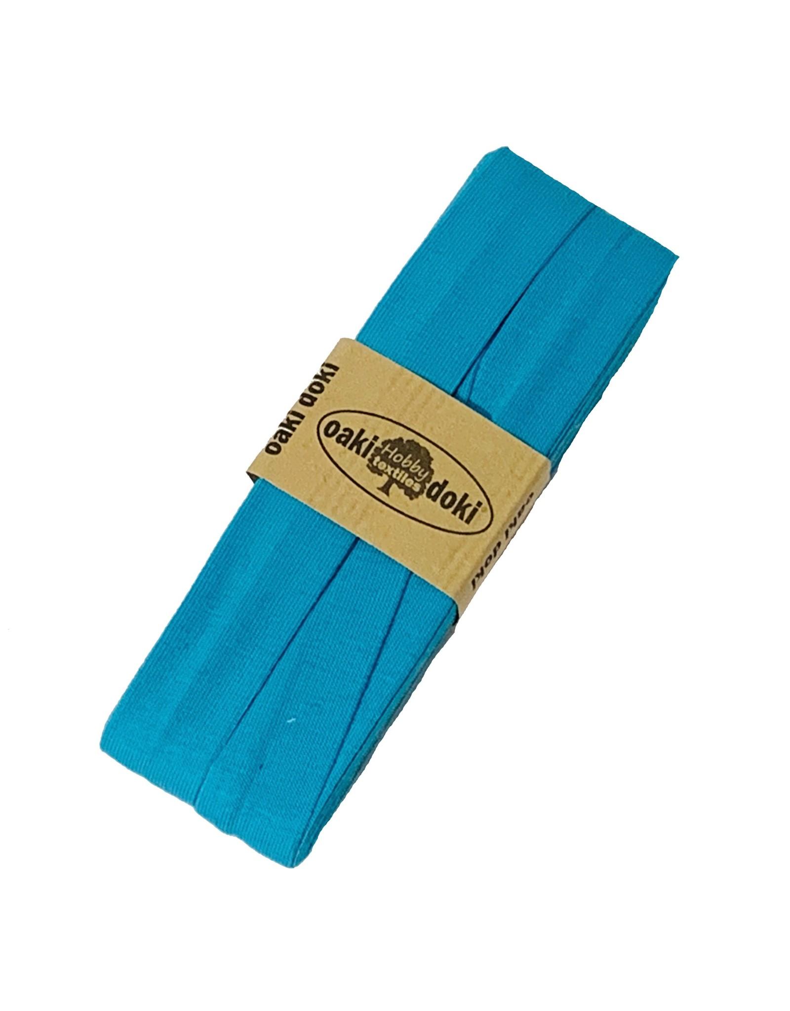 Bias Tape jersey 3 m - Aqua
