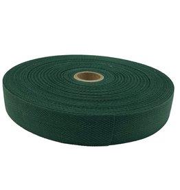 Twill tape cotton 30 mm bottle