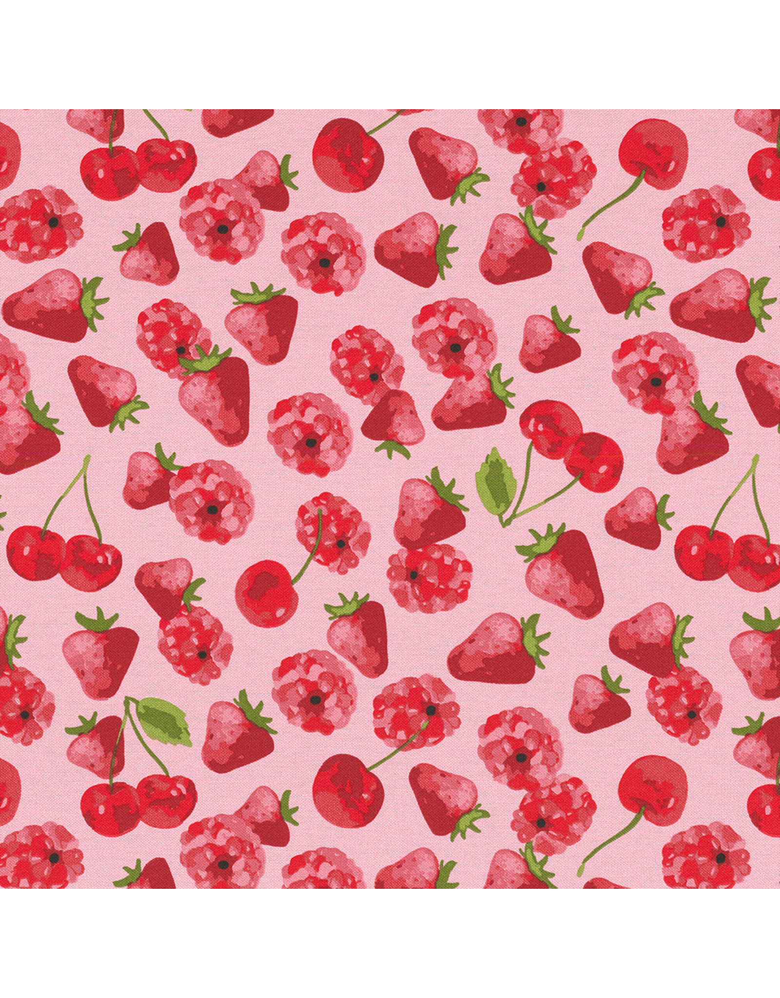 Ottoman Premium Erdbeere