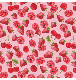 Ottoman Premium Strawberry