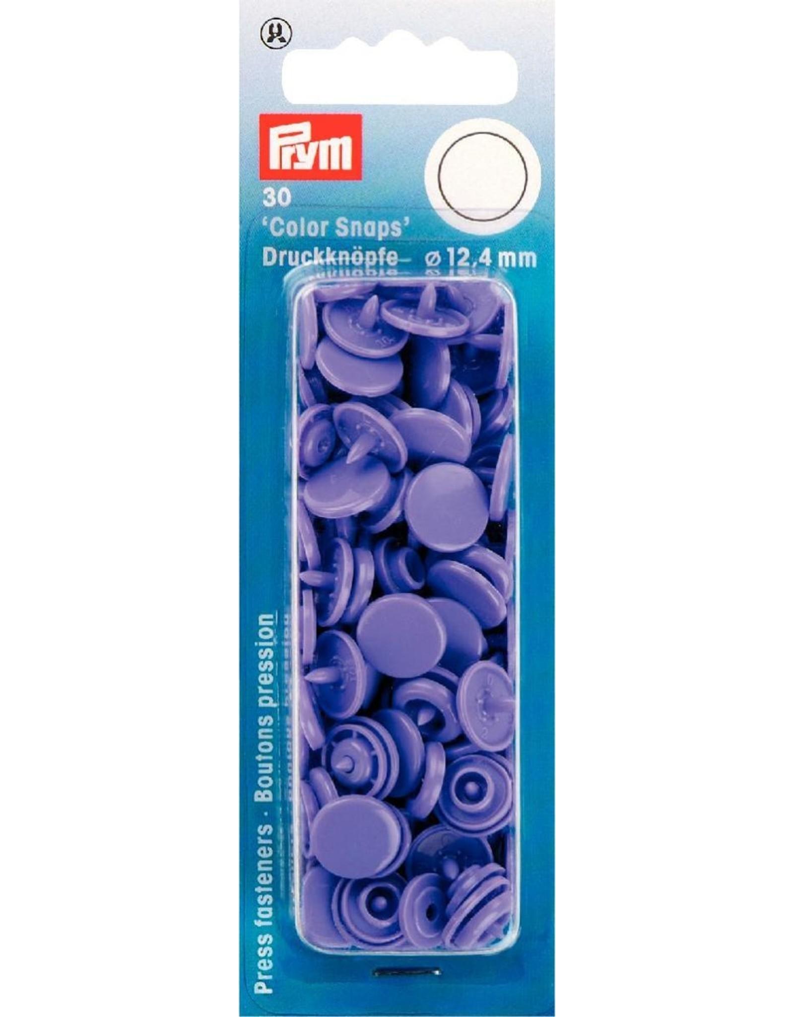 Prym Color Snaps 12,4 mm paars