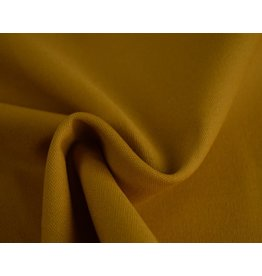 Canvas fabric Uni - Ocre (350 gr/m)