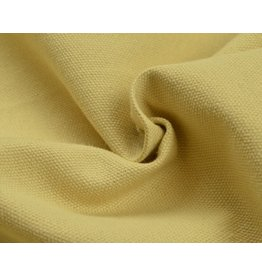 Canvas fabric Uni - Beige (350 gr/m)