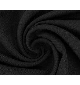 Lakenkatoen 240 cm - Zwart