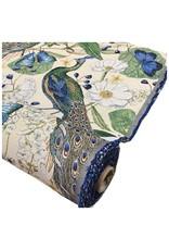 B&B Fabrics Gobelin Premium - Pauw Chique Beige