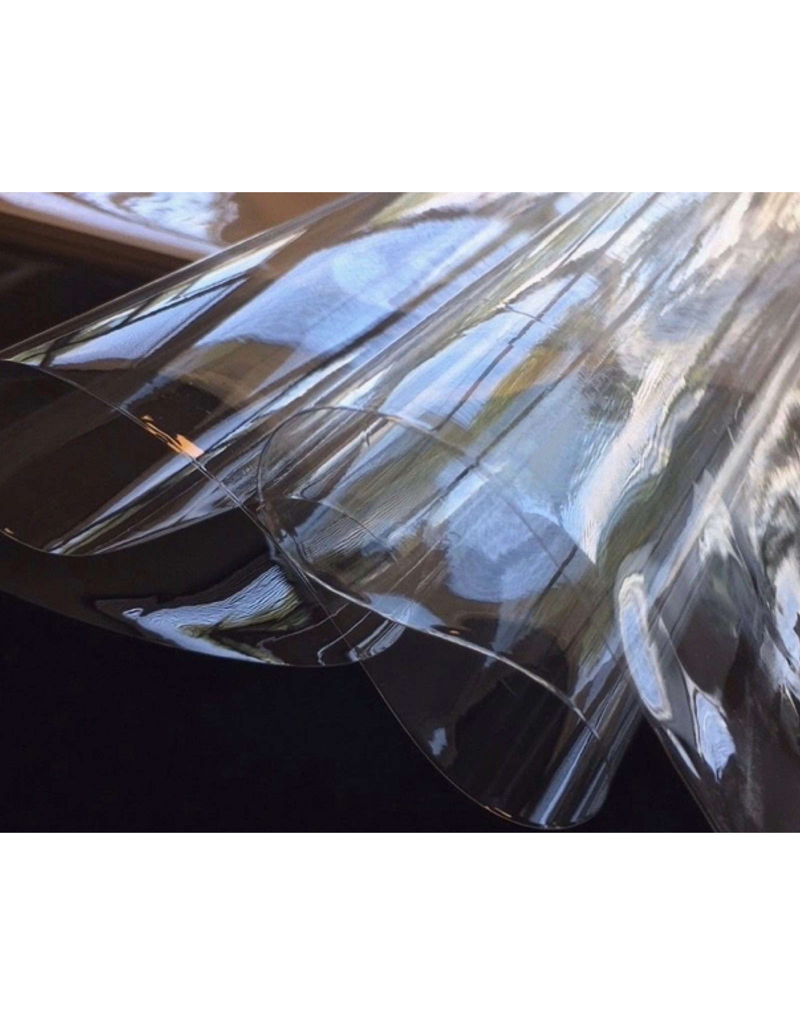 PVC Tafelzeil Transparant