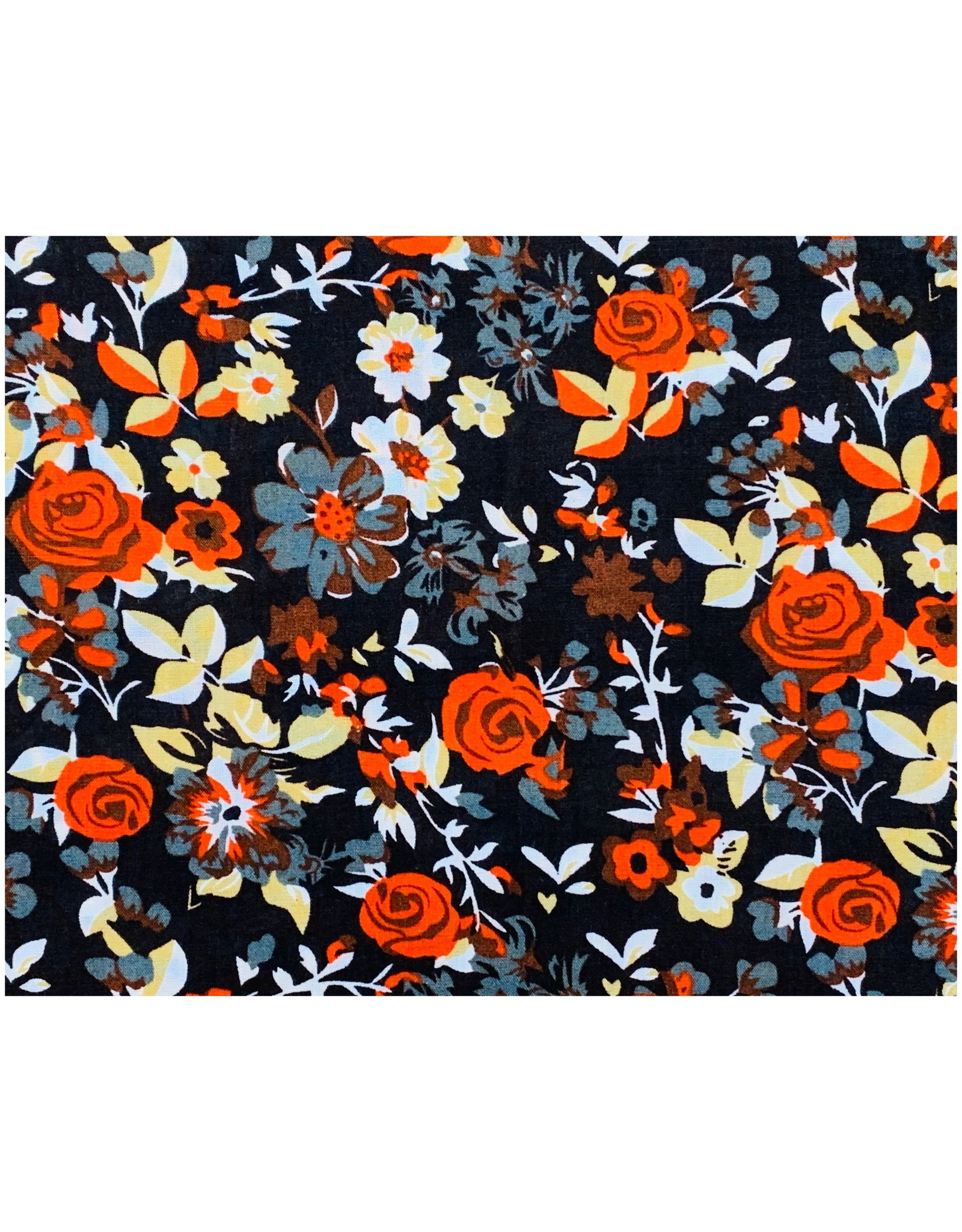 Viskose twill Print - Flowers