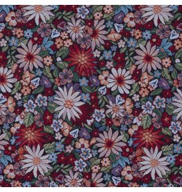 B&B Fabrics Gobelin Premium -  Allover Flowers