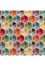 B&B Fabrics Gobelin Premium - Geometric Big