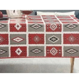 PVC Oilcloth - Oriental Carpet