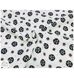 Qjutie Collection Luna Brown poplin baumwoll