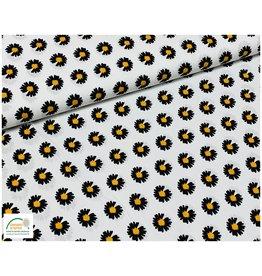 Qjutie Collection Qjutie Kids poplin katoen bloemen