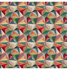 B&B Fabrics Gobelin Premium  - Pop Art Mosaik