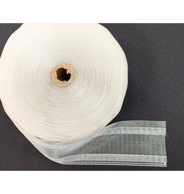 Waveband 8 cm transparant