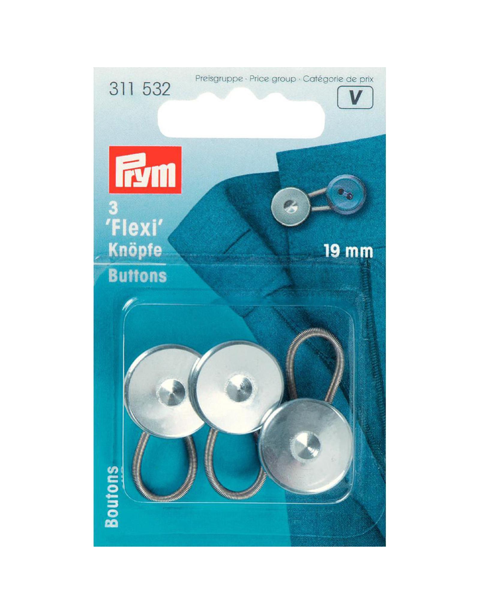 Prym flexi knopfe 19 mm