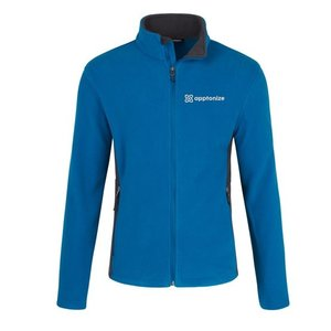 Apptonize Blue Port Authority® Colorblock Value Fleece Jacket